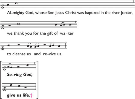 The Easter Liturgy   The Church of England