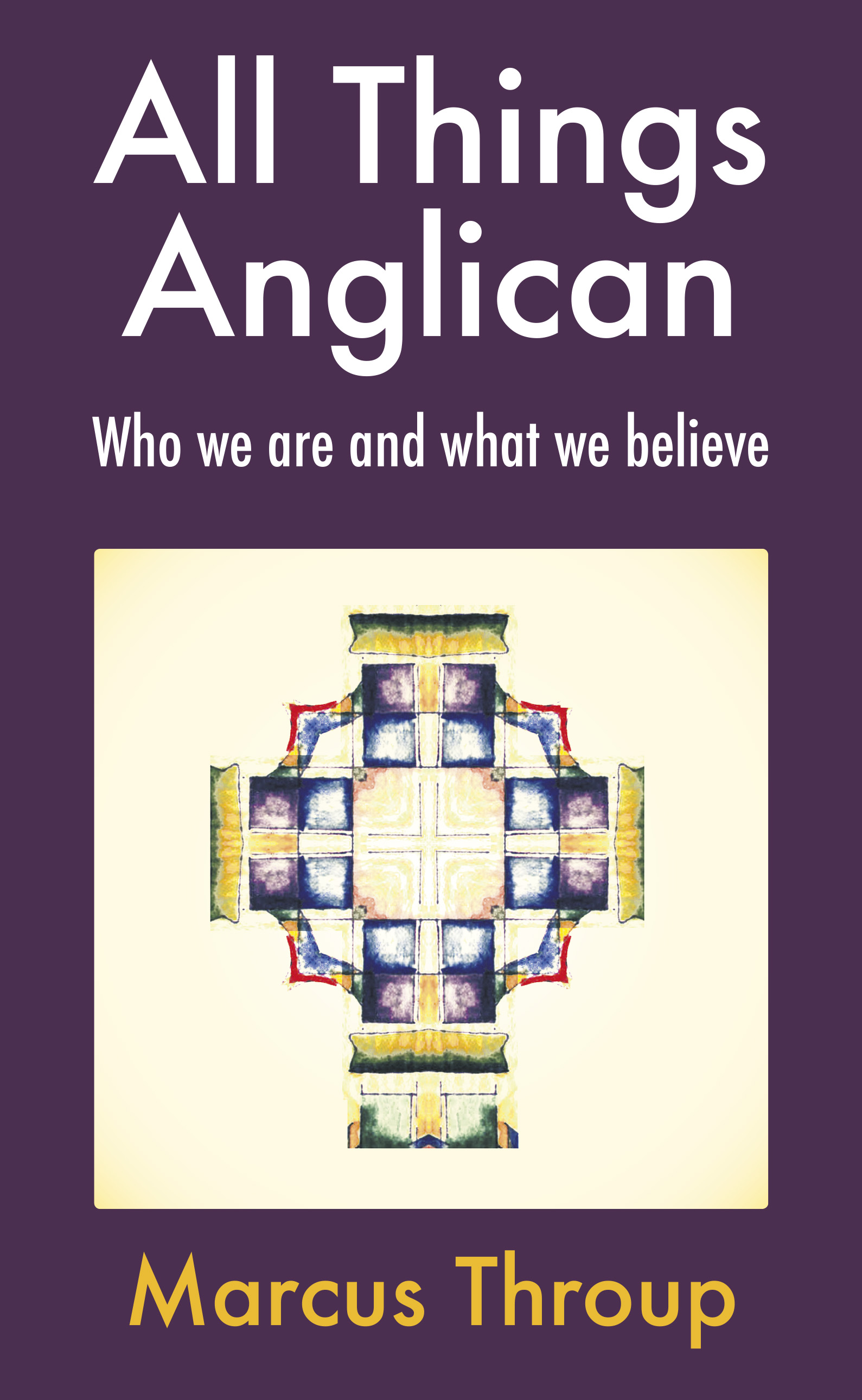 Book cover - All things Anglican