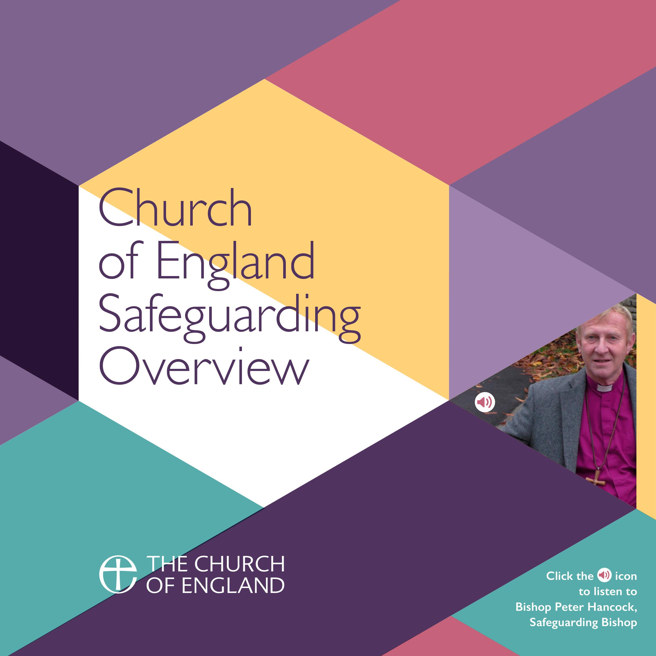 Church of England Safeguarding Overview