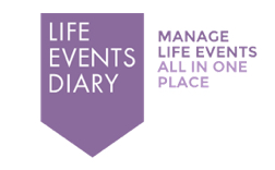 Life Events Diary logo