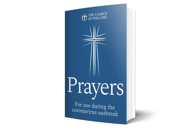 Prayers for use during the coronavirus outbreak