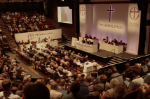 General Synod meeting at the University of York