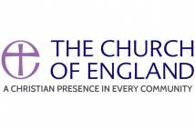 The Church of England logo.