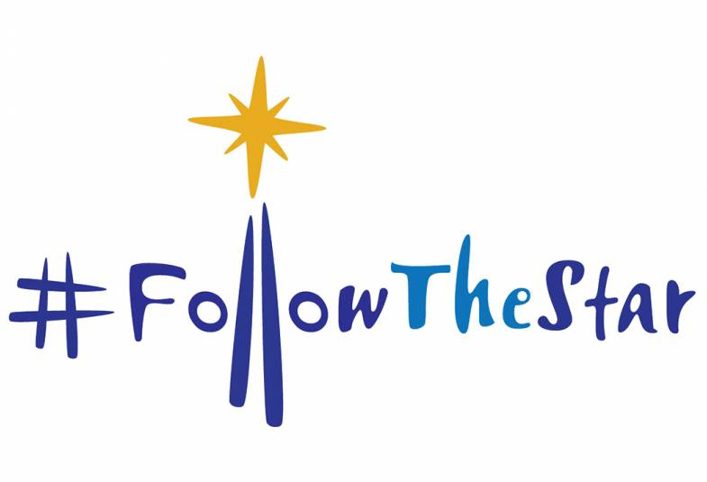 #FollowTheStar logo