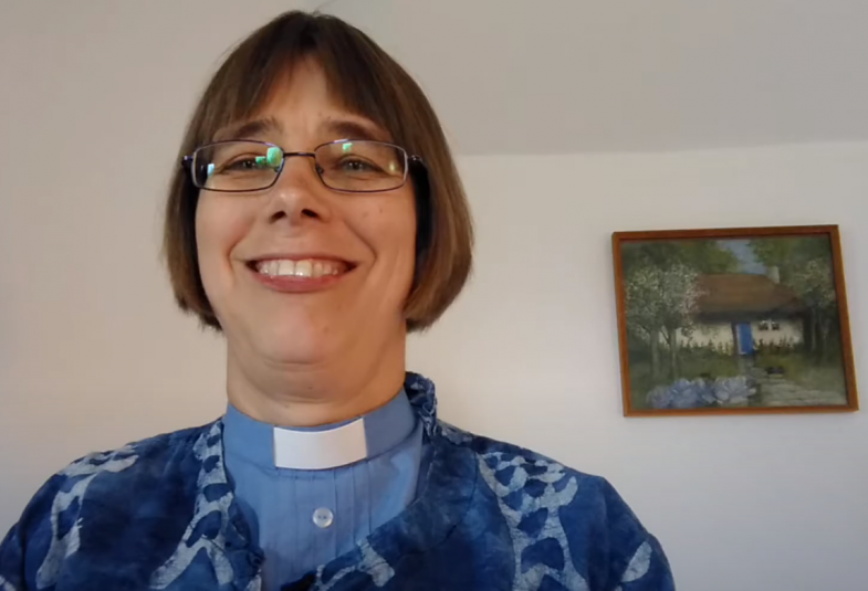 The Revd Dr Anna-Claar Thomasson-Rosingh