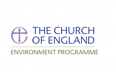 The Church of England logo with the words Environmental Programme below