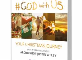 Your Christmas Journey booklet display
