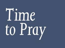 Time to Pray app logo