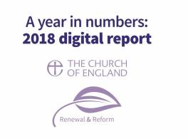 A year in numbers: 2018 digital report image