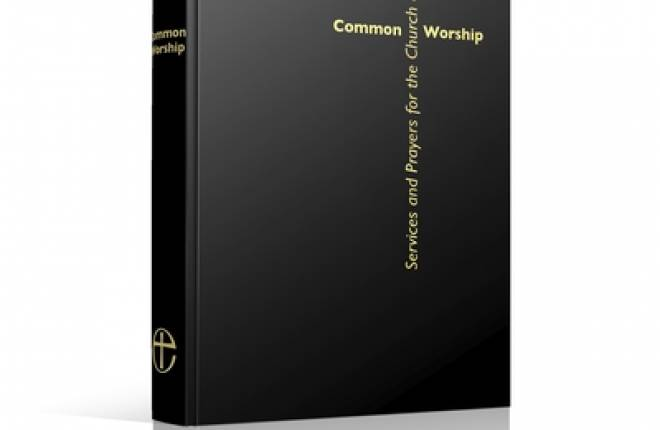 Common Worship: The Main Volume