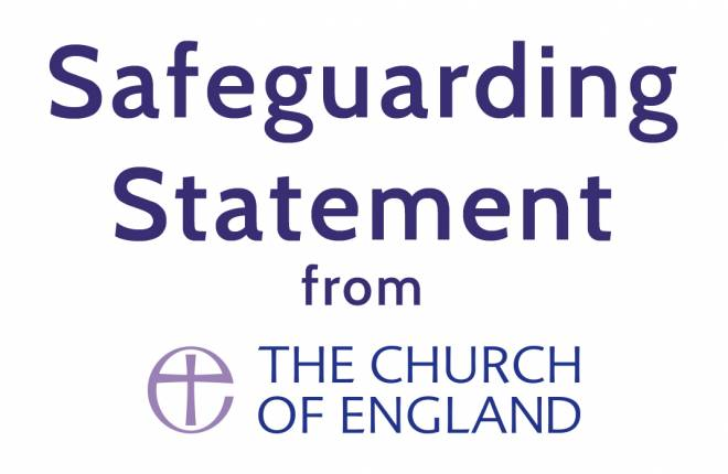 Safeguarding statement from the Church of England.